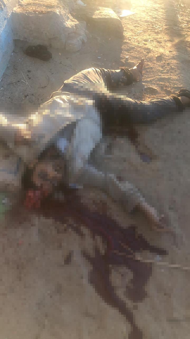 مقتل عنصرين إرهابيين شديدي الخطورةفي اشتباك مع قوات الأمن  بسيناء  (5)