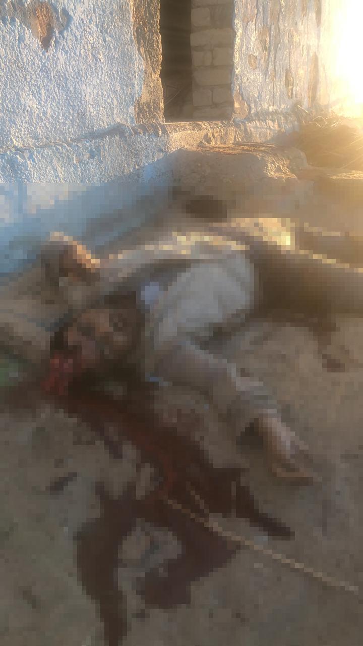 مقتل عنصرين إرهابيين شديدي الخطورةفي اشتباك مع قوات الأمن  بسيناء  (1)