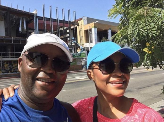 Musimani and his wife