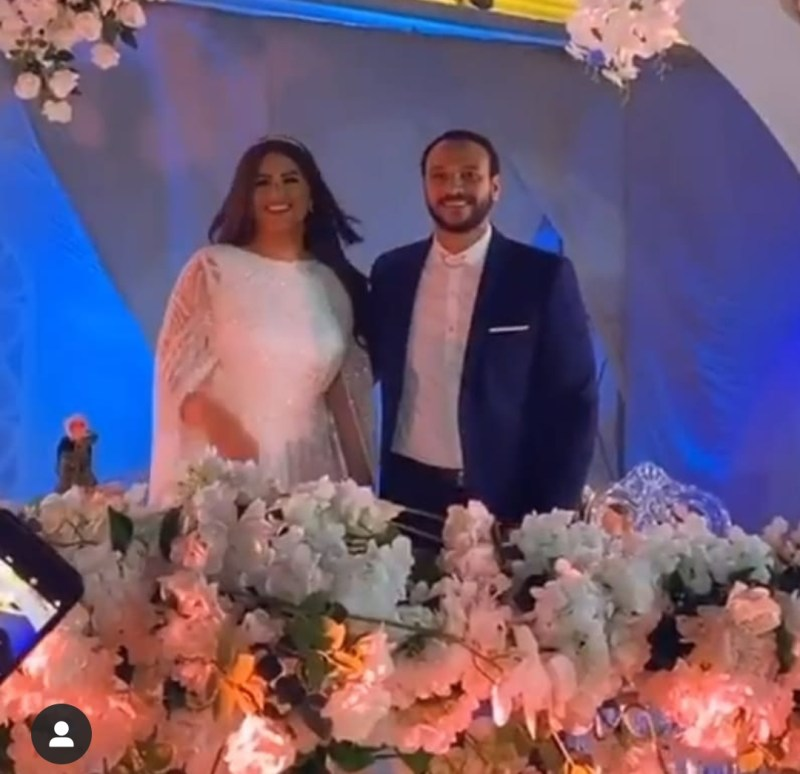 Ahmed Khaled Saleh and Hanadi Mhanna
