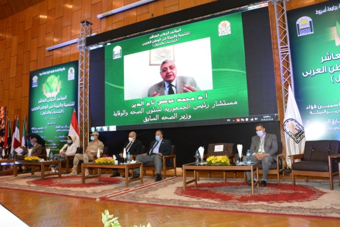 Lecture by Dr. Mohamed Awad Taj Al-Din (2)