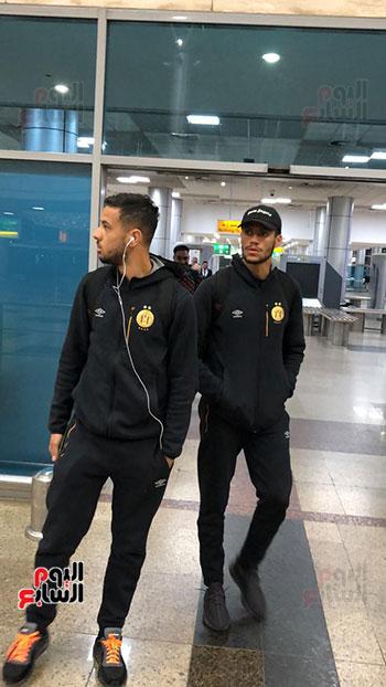 Tunisian Esperance arrives in Cairo (15)