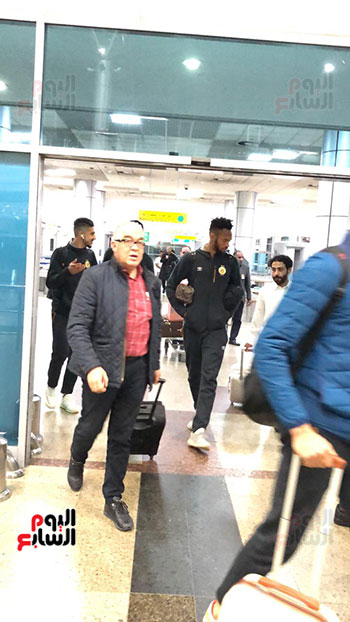 Tunisian Esperance arrives in Cairo (4)