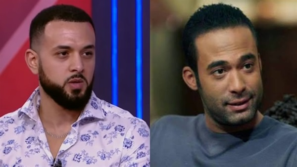 Ramy, brother of Haitham Ahmed Zaki