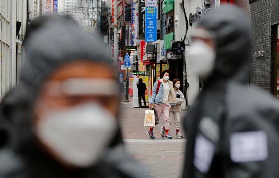 شوارع-كوريا-الجنوبية