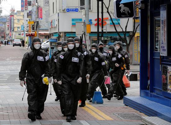 جنود-كوريا-الجنوبية