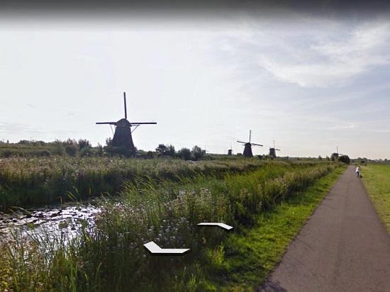 Mill network in Kinderdijk Elshout