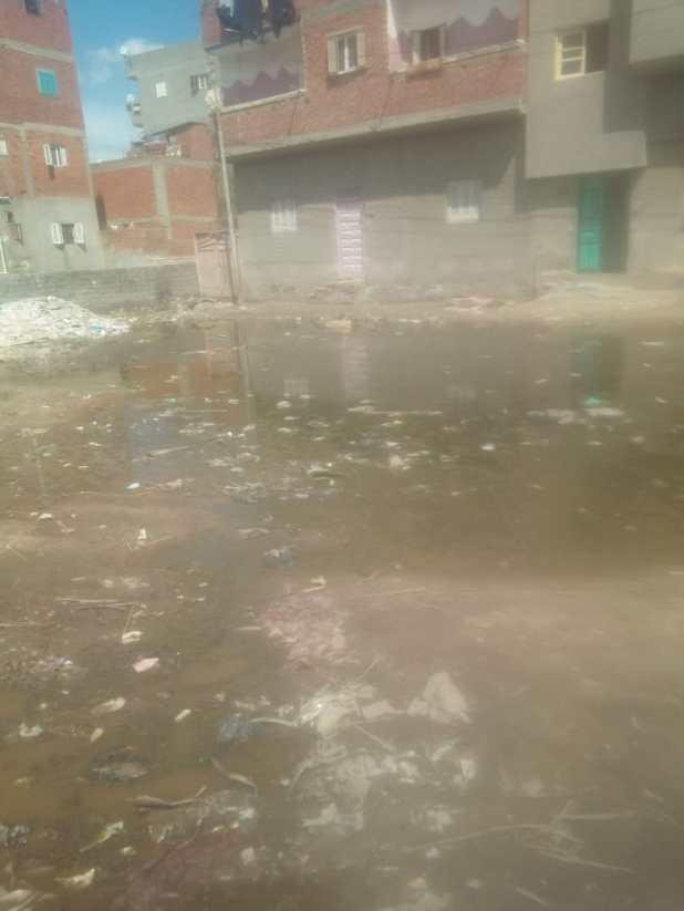 تراكم مياه الأمطار  (2)