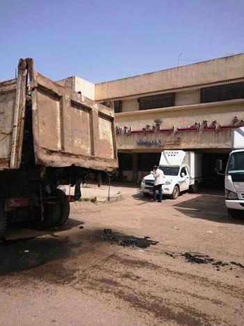 سكان شارع النجدة وقرية السعدية البحرية بدمياط (4)