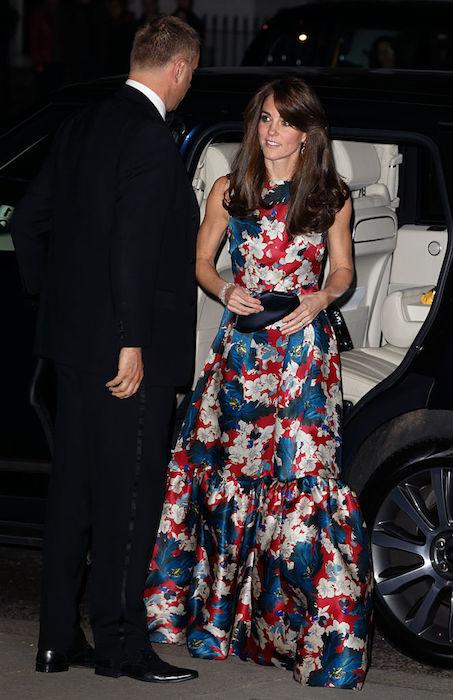 فستان فلوري رائع