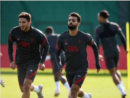 تدريب ليفربول 8