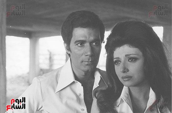 Mahmoud Yassin and Nabila Obeid