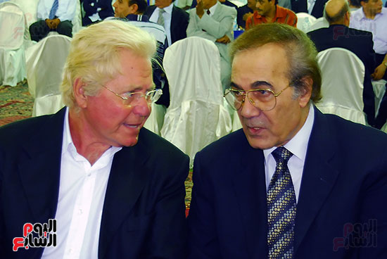 Mahmoud Yassin and Hussein Fahmy