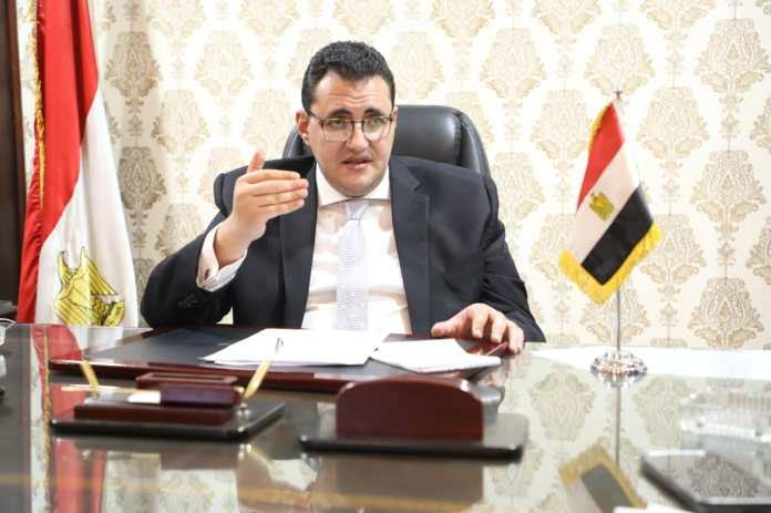 Dr. Khaled Mujahid, the official spokesman for the Ministry of Health