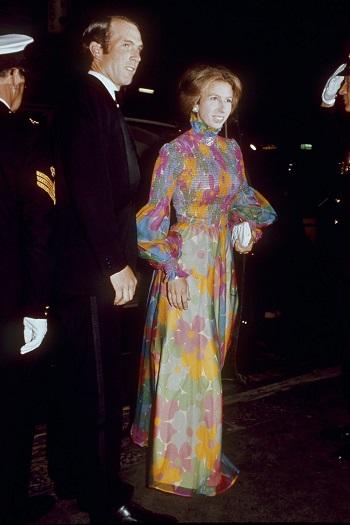 الأميرة آن 1973