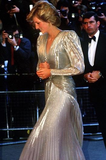 الأميرة ديانا 1985