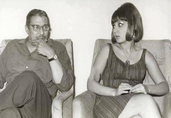 Nadia El-Gendy and Emad Hamdy