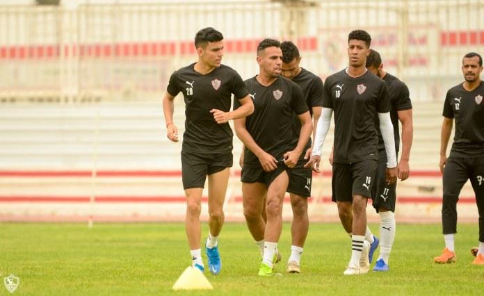 Zamalek training today