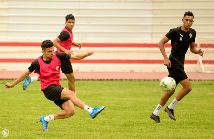 Ashraf bin Sharqi paid for training Zamalek