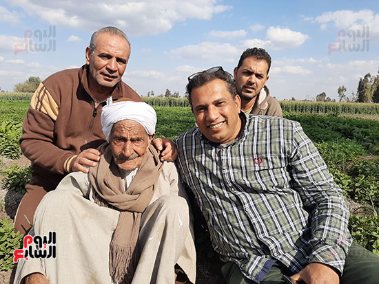Elderly in village of helwat (8)