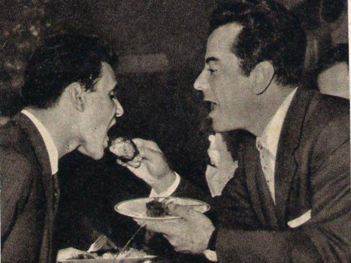Abdel Halim and Farid Al-Atrash