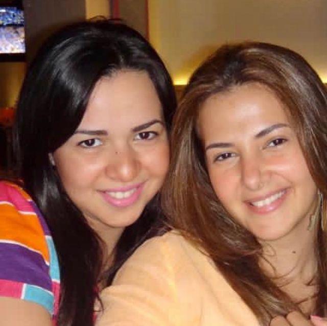 Donia and Amy Samir Ghanem