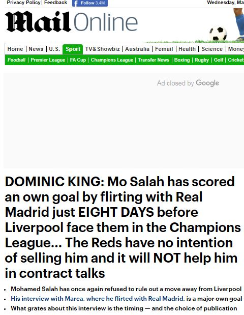 Daily Mail