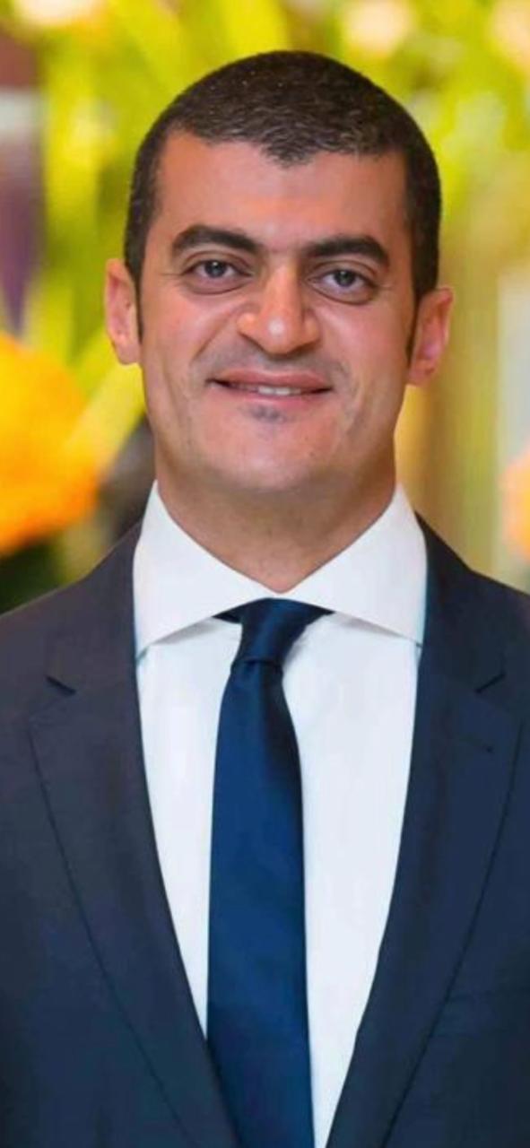 محمد القيعى، مدير قطاع المبيعات و التسويق بفندق النيل ريتز- كارلتون بالقاهرة
