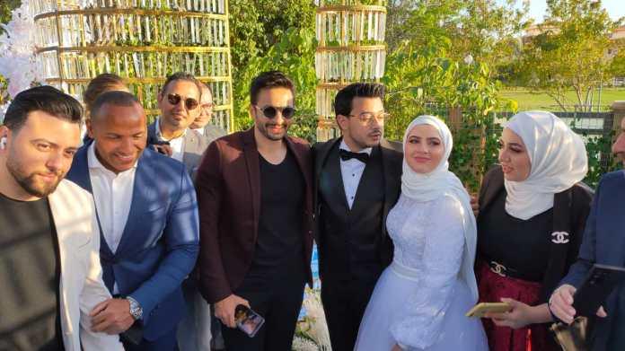 The wedding of the vocalist Mustafa Atef 11 (3)