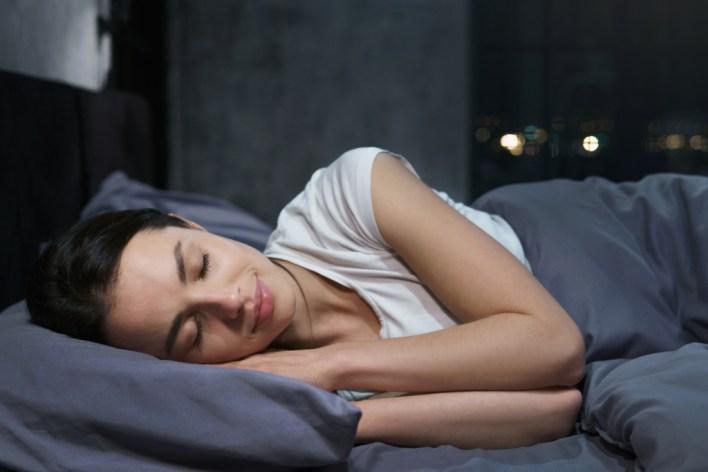 أحرصى على النوم بشكل جيد