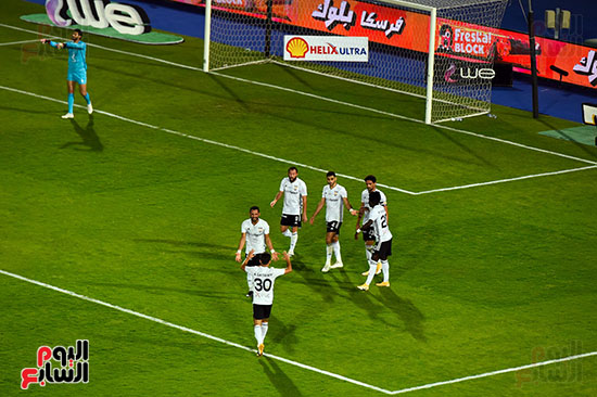 The second round, Al-Ahly and El-Gouna (4)