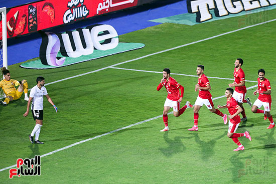 The second round, Al-Ahly and El-Gouna (7)