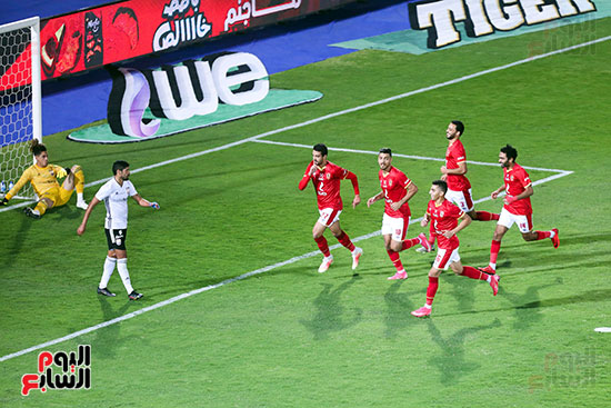 The second round, Al-Ahly and El-Gouna (8)