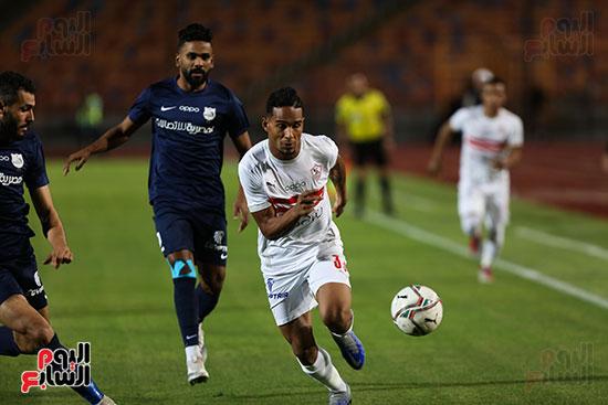 Zamalek and Wanbi match (5)