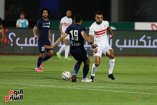Zamalek and Wanbi match (9)