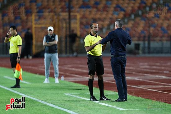Zamalek and Wanbi match (7)