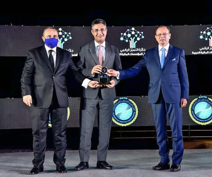 البريد يفوز بجائزة أفضل مؤسسة بريدية عربية