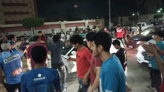 Mahalla fans 1