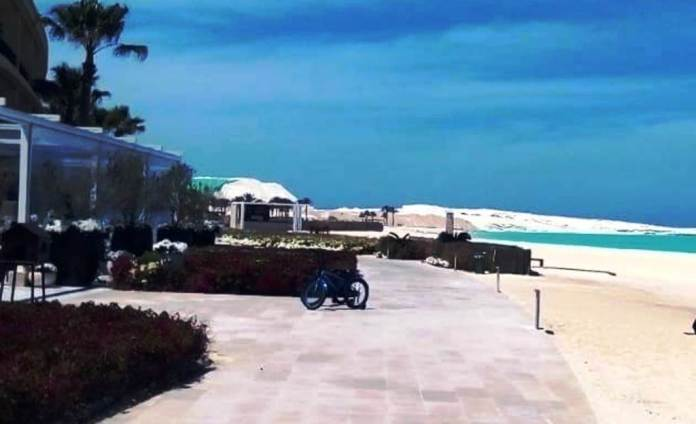 Closing the beaches of the North Coast resorts and villages