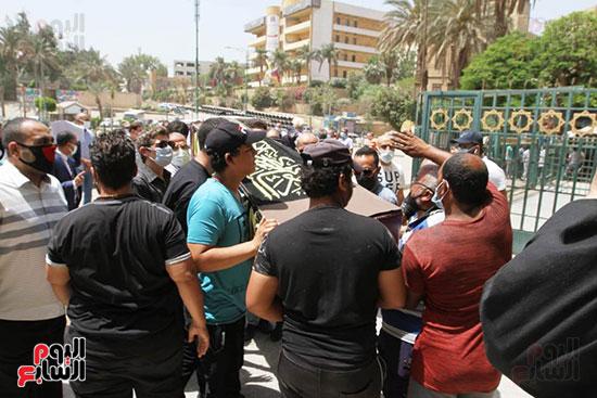The Funeral of Maher Al-Attar (2)