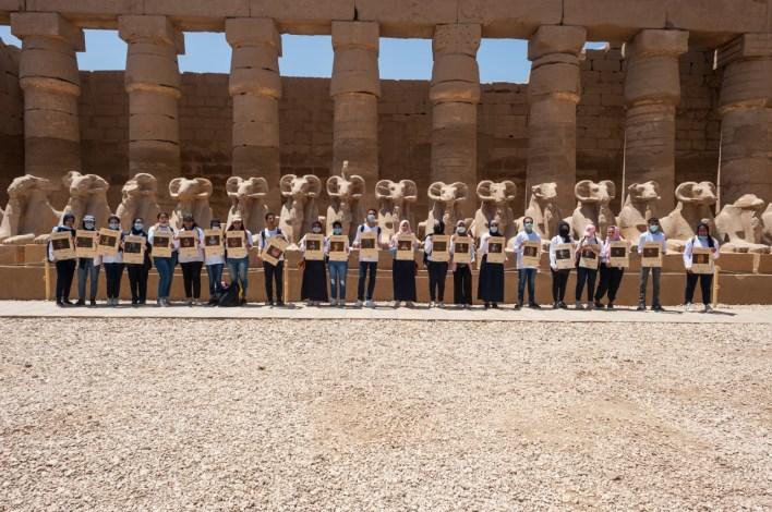 مبادرة حكايتنا لتنمية الوعي السياحي والأثري..