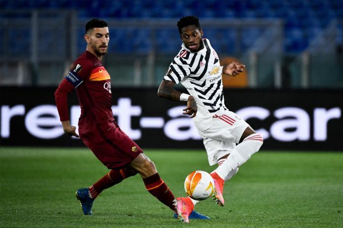 Roma vs Man United (4)