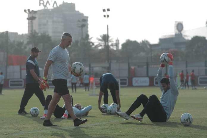 Al Ahly Training (3)
