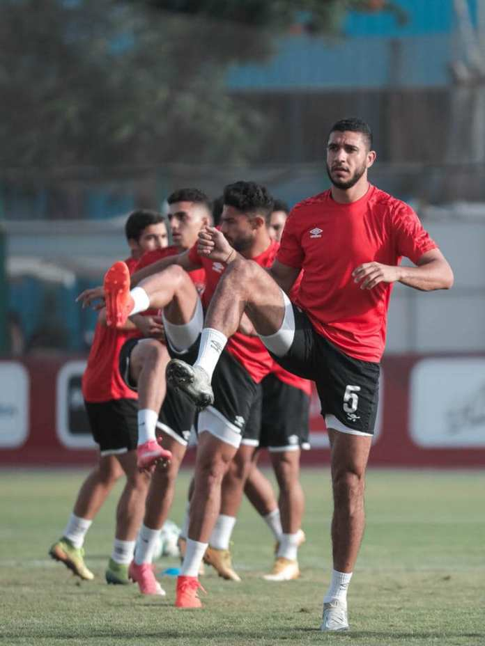 Al Ahly Training (6)