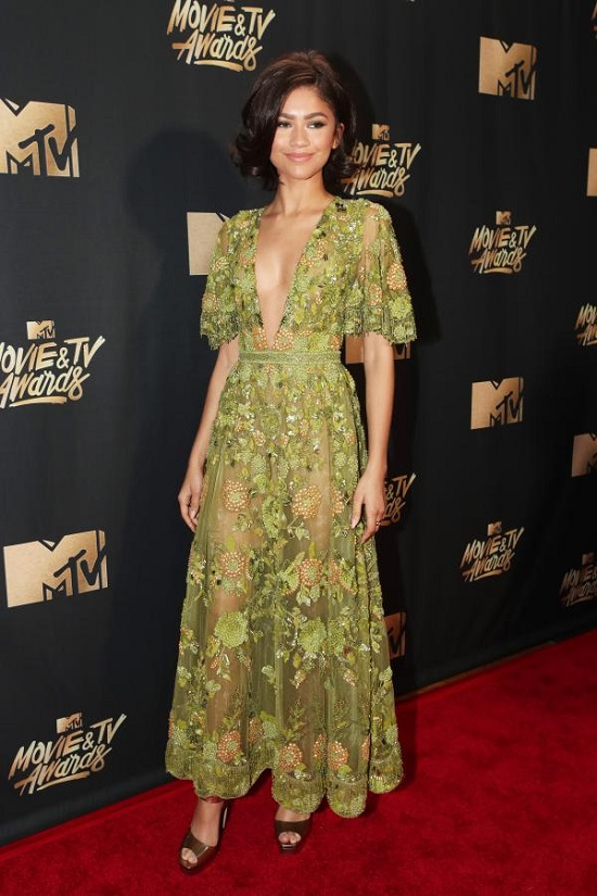 The most beautiful celebrity dresses on the red carpet signed by Zuhair Murad (1)