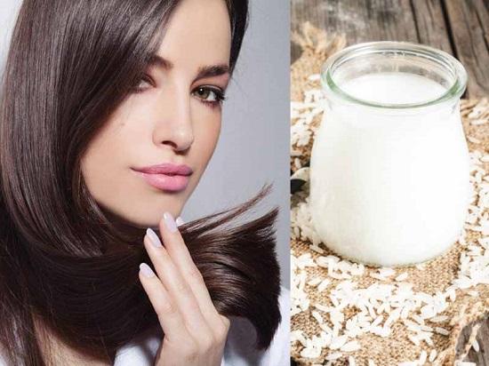 ماء الأرز كلمة السر في استعادة لمعان شعرك في 4 أيام فقط (3)