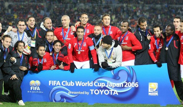 Al-Ahly third Club World Cup 2006