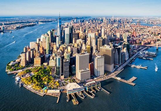 مدينة نيويورك بأمريكا