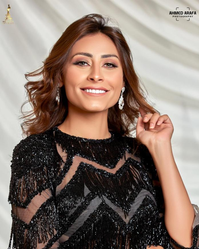 Miss Egypt for Tourism and Environment (1)