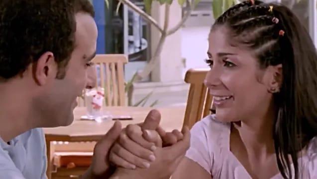 Mona Zaki and Ahmed El Sakka (3)